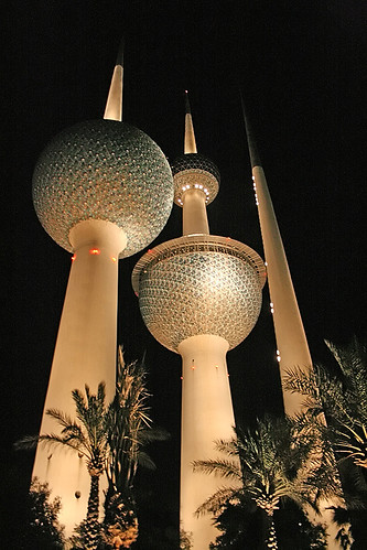 kuwait towers | by hamad M