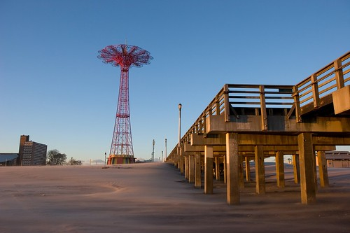 coney island beach | by randhirsingh