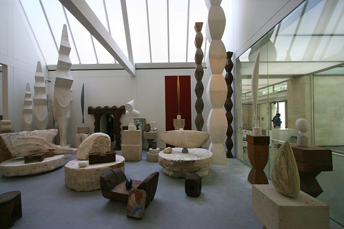 L Atelier Brancusi The Centre National Georges Pompidou