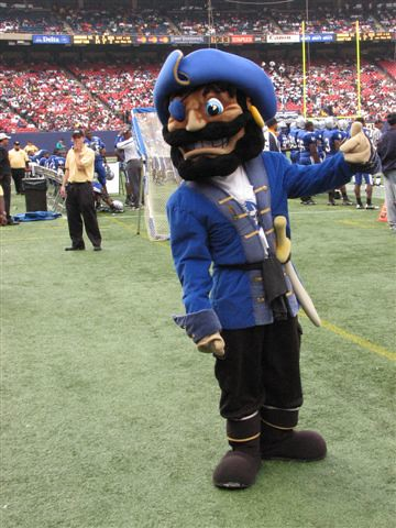 Hampton University Mascot | Kevin Coles | Flickr
