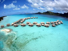The InterContinental Resort & Thalasso Spa Bora Bora | by Pierre Lesage
