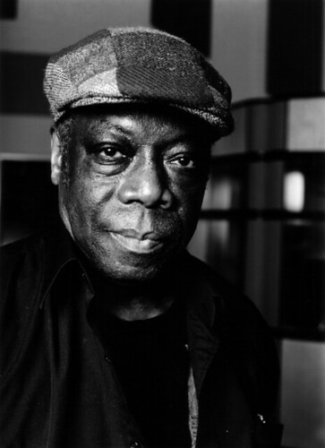 Andrew Cyrille | by shawn brackbill