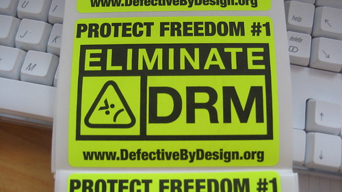 Eliminate DRM | by YayAdrian