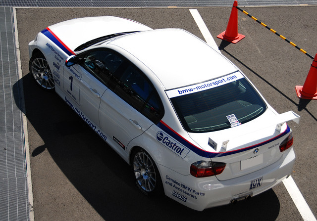 2006 BMW 320si (E90) / WTCC Look | Yoshina | Flickr