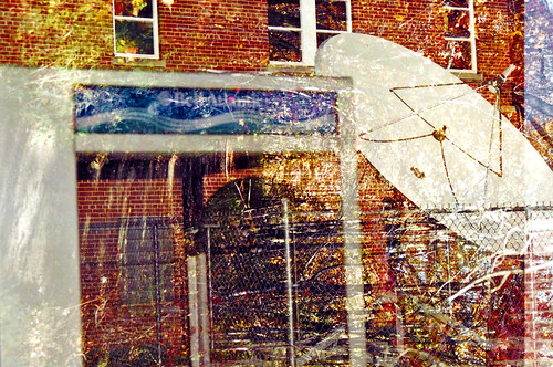 Double Exposure outtake 99 - The Old Compton Hall @ FSU | by Tremor Saint