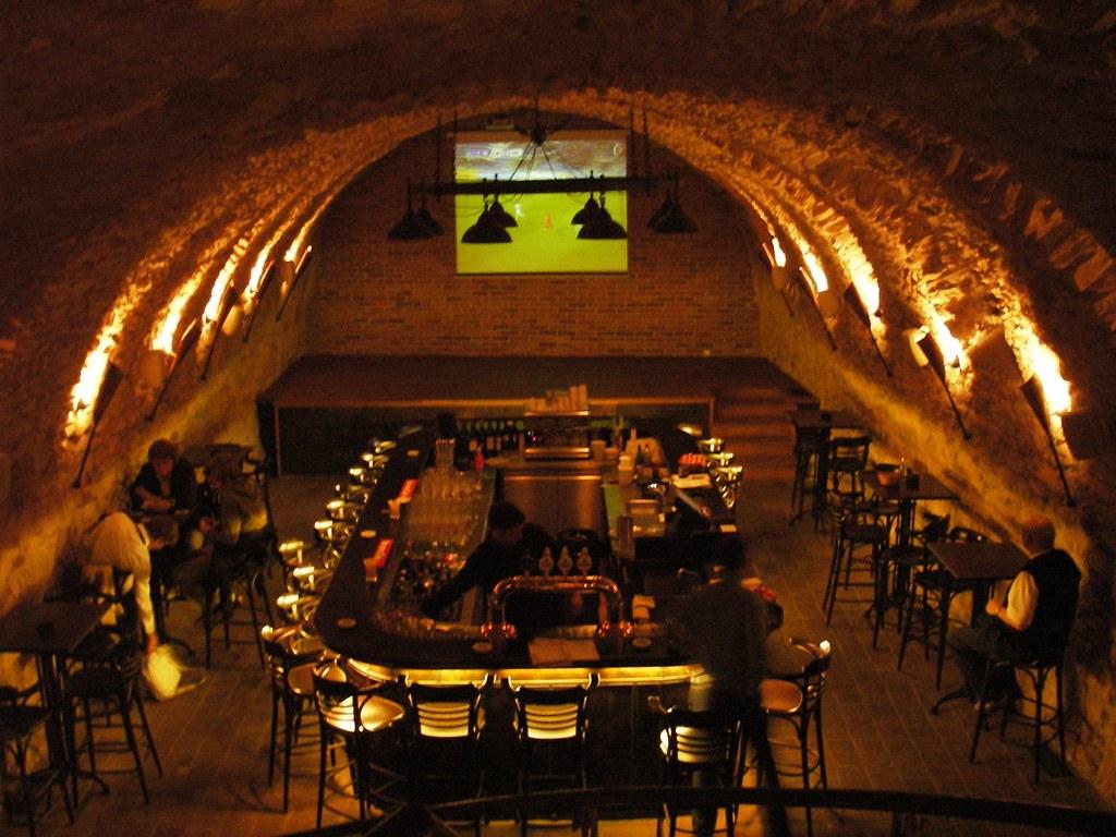 Underground Bar Lee Lefever Flickr