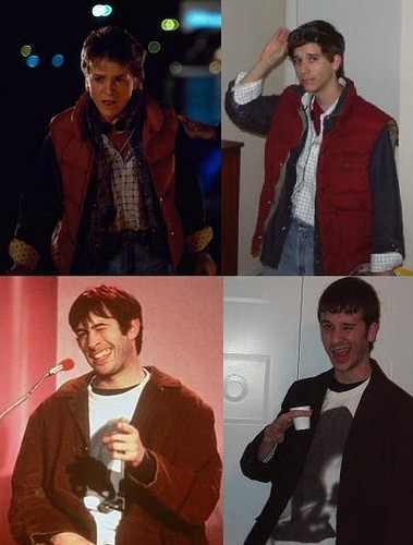 Movie Halloween Costumes | by RyRy80 Movie Halloween Costumes | by RyRy80  sc 1 st  Flickr & Movie Halloween Costumes | 2004 and 2005 - Marty McFly (Michu2026 | Flickr
