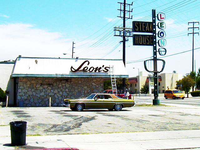 leon u0026 39 s steak house  north hollywood  ca