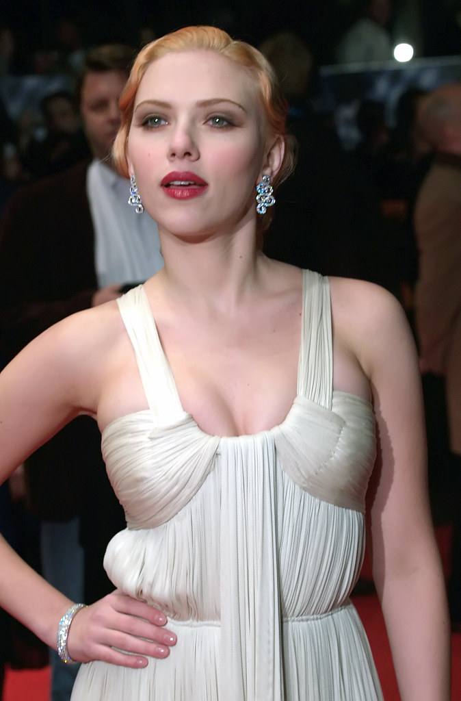 Scarlett Johansson   S...