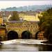 Golden Bridge of Bath