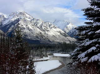 Banff Winter Scene II | by BugMan50