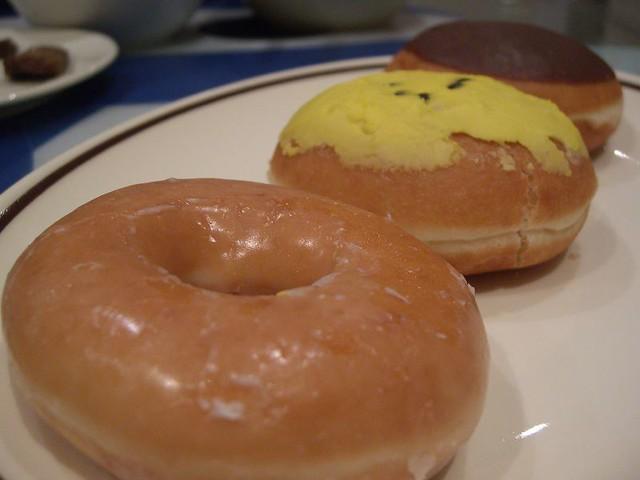 Krispy Kreme Chocolate Glazed Donut Calories