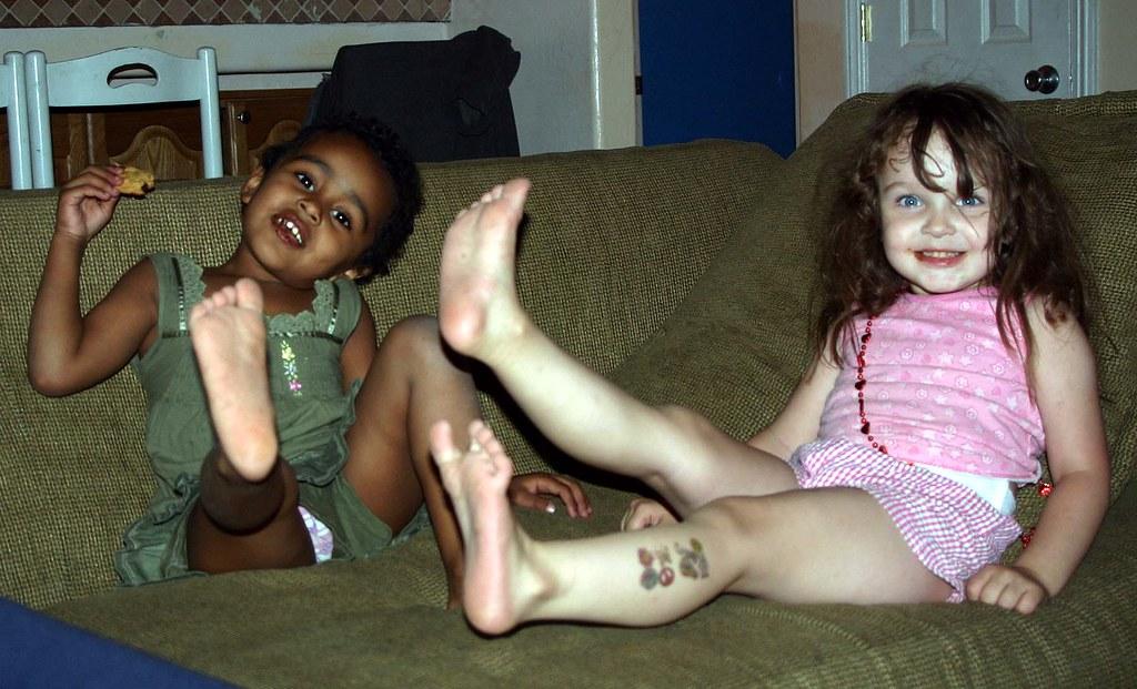 black girl white boy New Albany