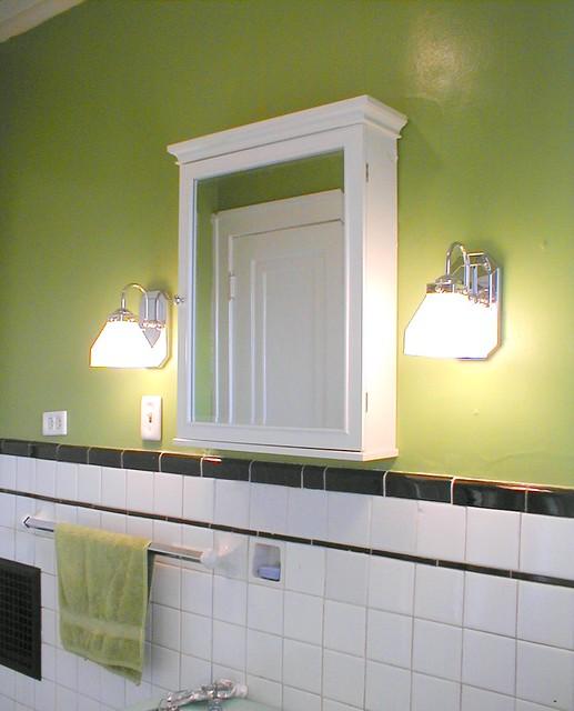 Bungalow bathroom 28 images north california avenue for Californian bungalow bathroom ideas