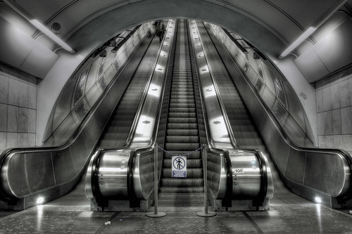 Going up...                                         HDR | by Stevacek