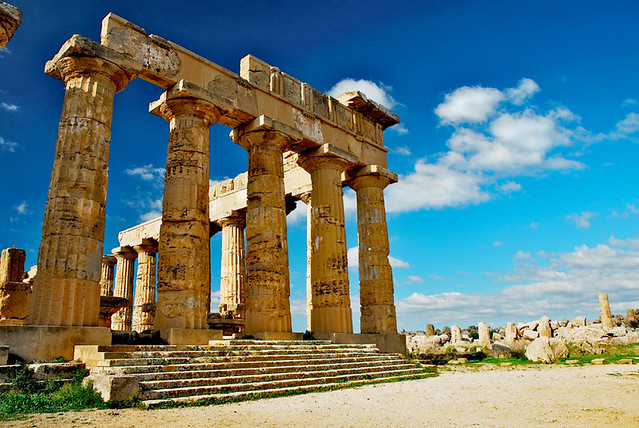 Selinunte Sicily I M Back From My Tour To Sicily And