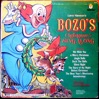 Bozo's Christmas Sing-a-long | by changoblanco
