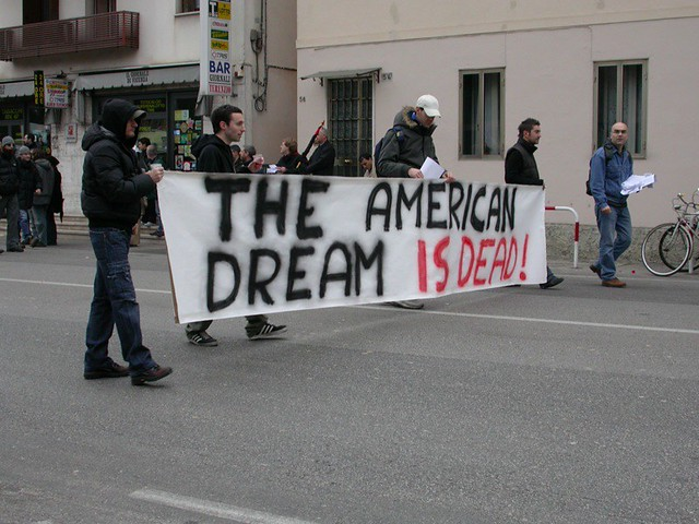 is the american dream really dead Is the american dream really dead economic predictions loading unsubscribe from economic predictions cancel unsubscribe working.