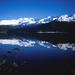 Lago Conguillío en invierno