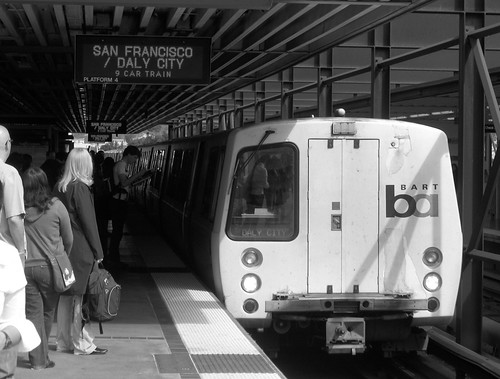 BART Southbound for San Francisco | by Andrionni Ribo