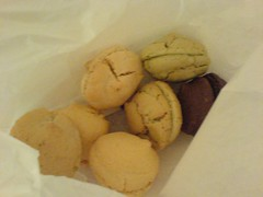 Market-Bought Macarons | by clotilde