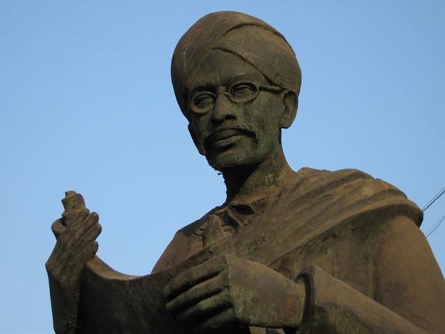 Dada Vaidya IMG_4039   Dr Dada Vaidya- statue erected in ...