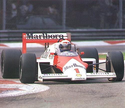 1987 Italian Gp Monza Alain Prost Mclaren Mp4 3 Jpg Flickr
