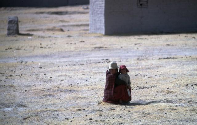 Bolivia, Altiplano, 1964   by Marcelo  Montecino