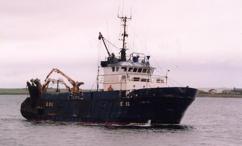 Sea Trawler Jobs