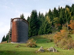 Sogn Benedetg church by Peter Zumthor | by lido_6006