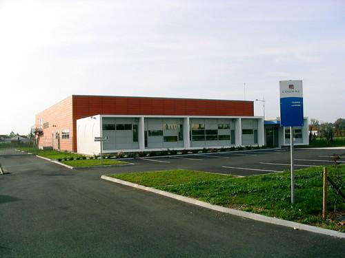 Cuisine centrale de cognac la cuisine centrale inaugur for Cuisine centrale