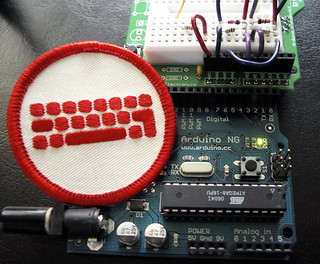 Arduino class merit badge | by todbot