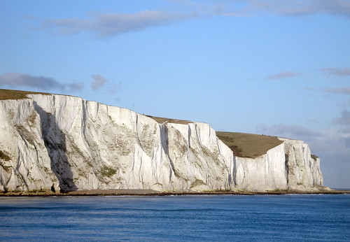 The white cliffs of Dover | by maki