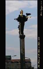 The Statue of St. Sofia in Sofia-2006 | by voyager21st