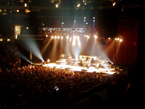 Bob Seger at Conseco Fieldhouse 18 Nov 06 | by IndyDina with Mr. Wonderful