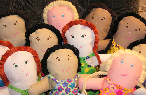 doll faces | by normanack