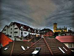 Cyclone. Norway. Bergen (HDR) | by AlexEdg