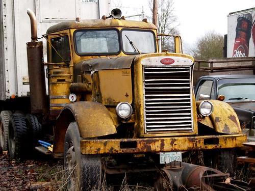 old peterbilt truck wwwflickrcomphotosmoonmsets