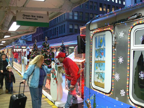 CTA - Holiday Train | by 24gotham