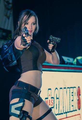 Enji Night Lara Croft Coming Soon A Folder Exclusively