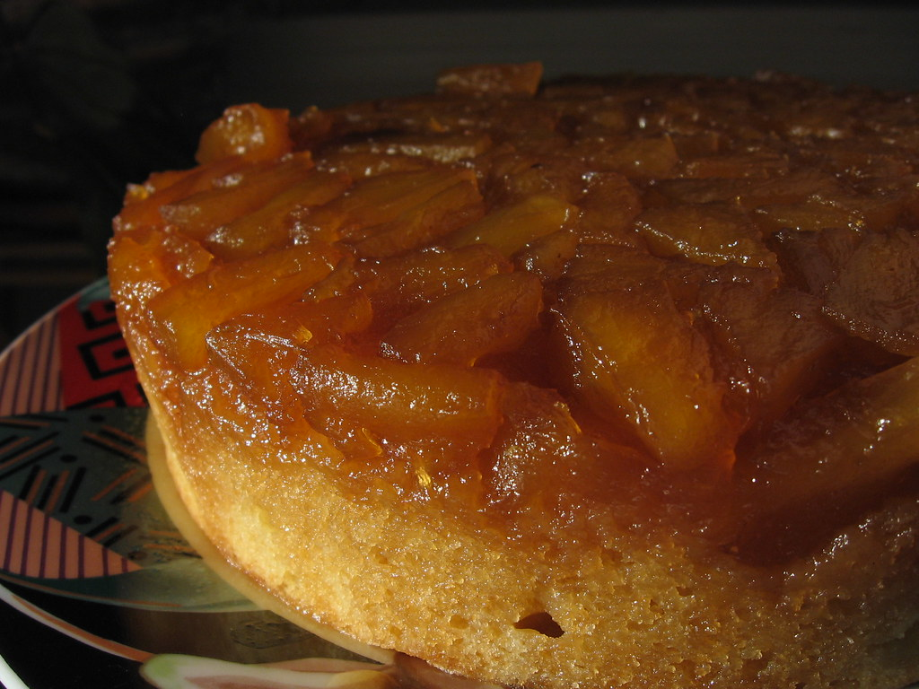 Pineapple Upside-Down Cake | More information in the blog ...
