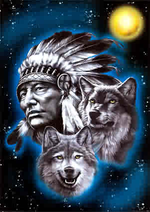 wolf spirit native american passionhearts2007 flickr. Black Bedroom Furniture Sets. Home Design Ideas