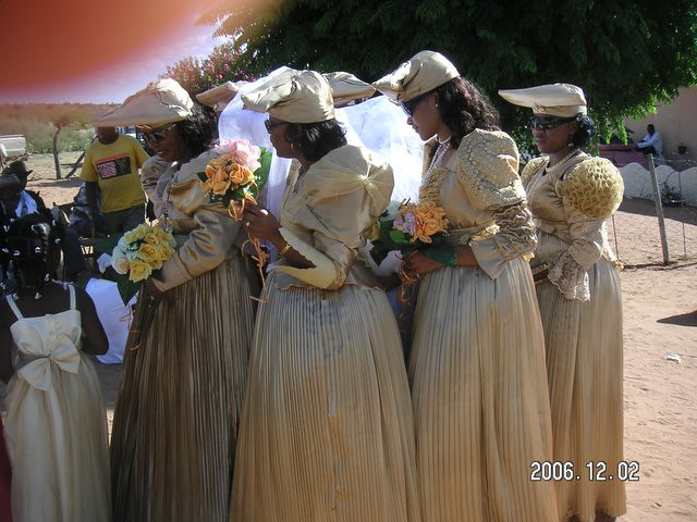Herero wedding christianwinzer flickr for How to take wedding photos
