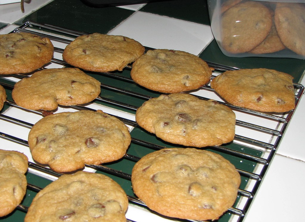 Cookies Came Out Like Cake