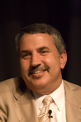 thomas friedman | by Charles Haynes
