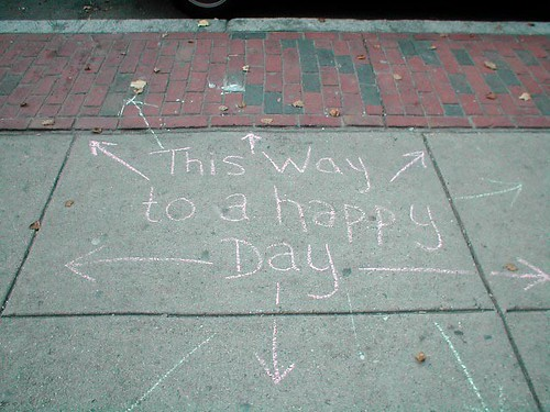 This Way to a Happy Day | by orangefan
