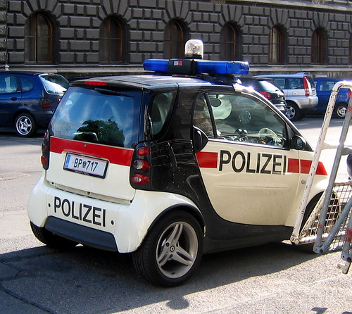 Smart police cars | by smith