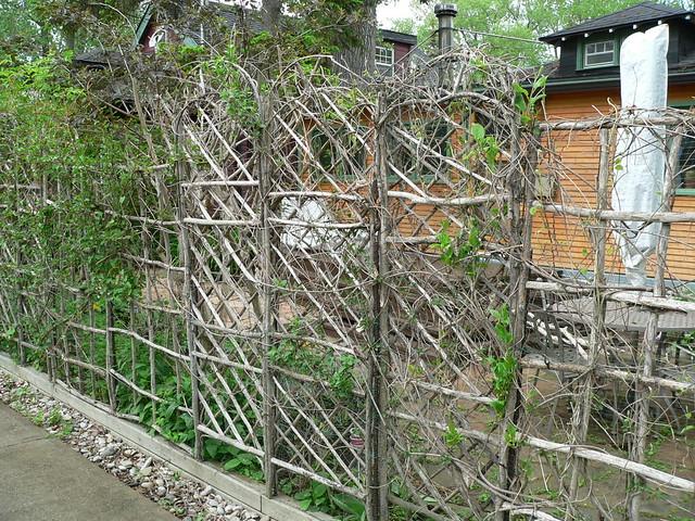 Trellis Gorgeous Handmade Trellis Using Willow With