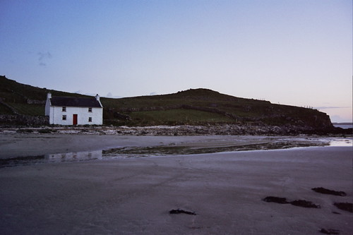 House on seashore Rosapenna Donegal | by dansaertstraat