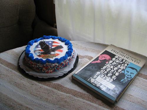 Memorial Day Cake Pop